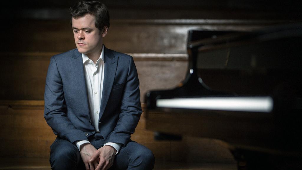 Benjamin Grosvenor (fortepijonas, Jungtinė Karalystė) | Koncertas perkeliamas