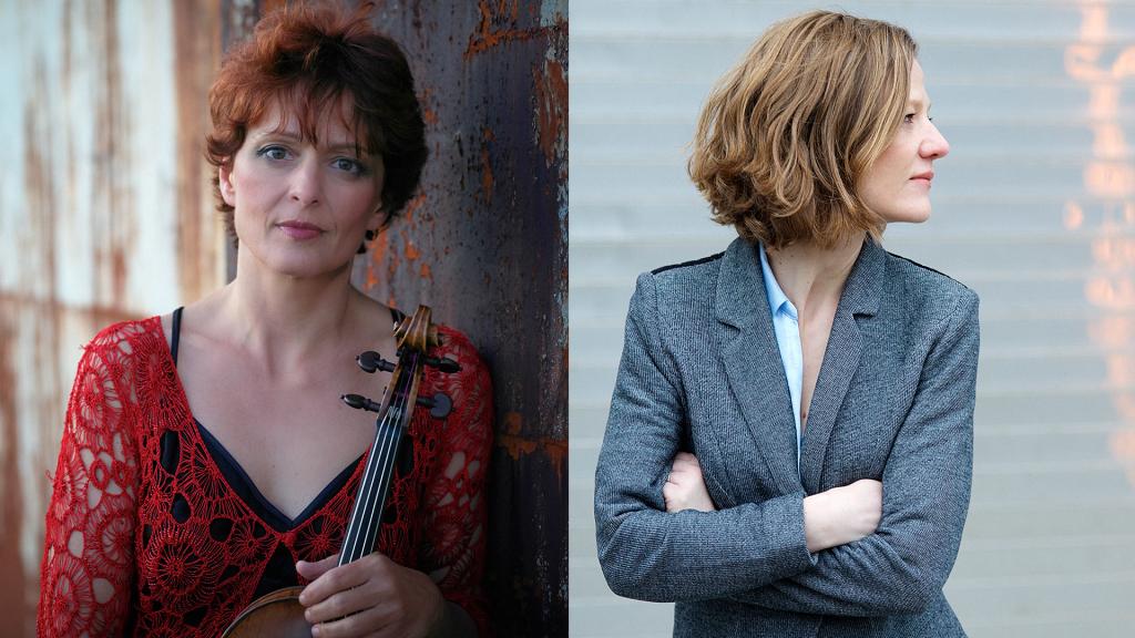 STAR-CROSSED: Silvia Simionescu (altas, Rumunija), Ieva Jokubavičiūtė (fortepijonas, JAV / Lietuva)