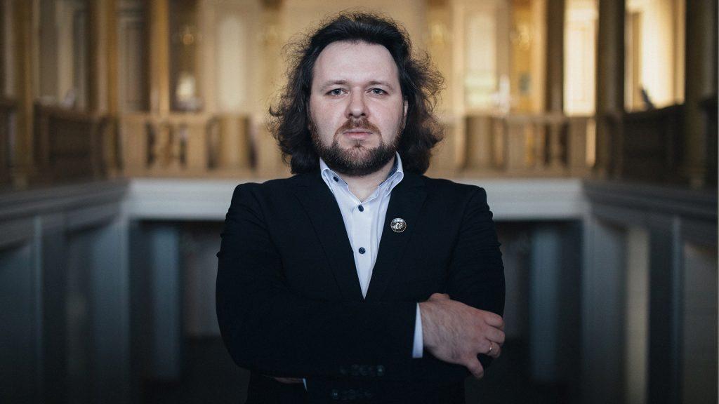 Perkeltas / VITAMINAS C: Gintaras Januševičius (fortepijonas, Lietuva)