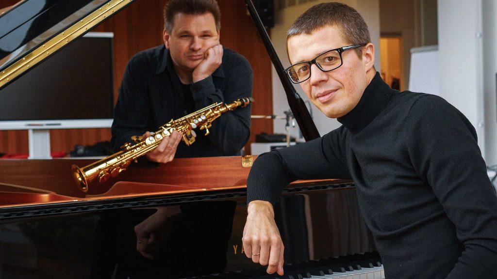 Thousand Seconds Of Our Life: Dmitrij Golovanov (fortepijonas, Lietuva), Jan Maksimovič (saksofonas, Lietuva)