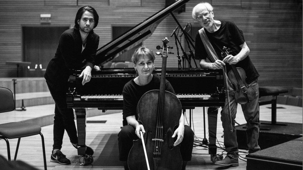 Gidon Kremer Trio