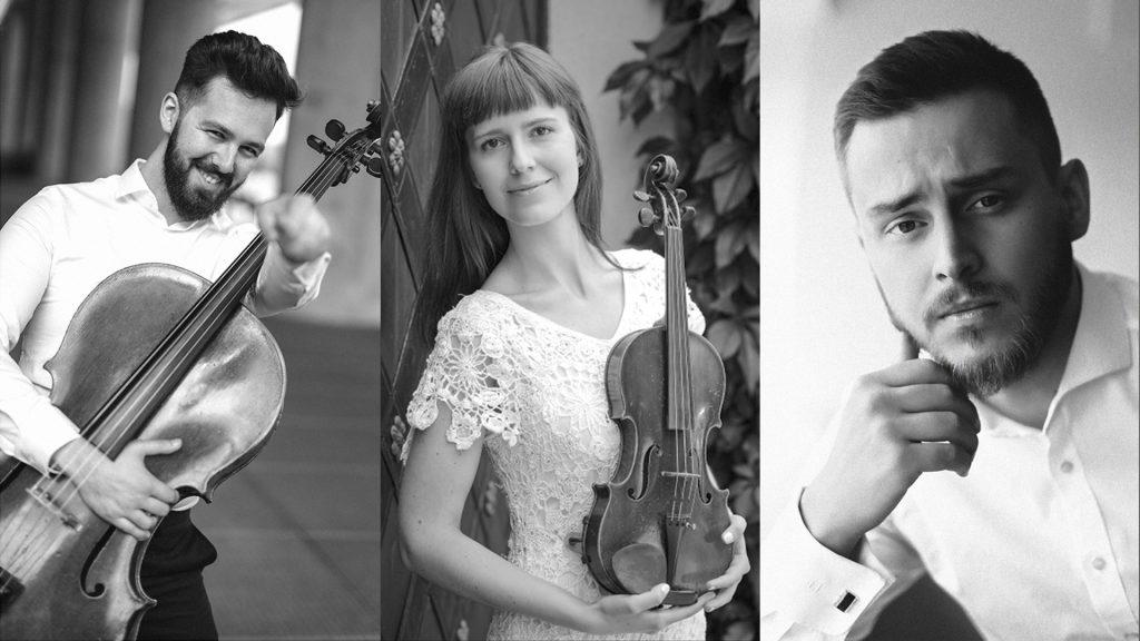 Kalėdinė muzikinė popietė drauge su Ieva Pranskute, Mislav Brajković ir Robertu Lozinskiu